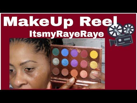 GRWM-Full Face of First Impressions I ItsmyRayeRaye - pt 1 thumbnail