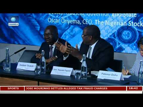 Nigeria Capital Markets & Banking Forum Holds In London Pt 2 | Special Report |