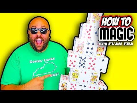 How To Do 5 EPIC Magic Tricks!