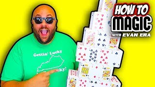 How To Do 5 EPIC Magic Tricks!