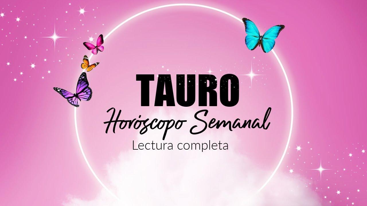TAURO! ♉️ABRE LOS OJOS!LAS SEÑALES TRATAN DE DECIRTE ALGO TAROT SEMANAL AMOR Y MAS HOROSCOPO Y TAROT