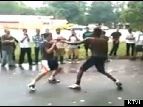 High School Fight Club Video (Lindbergh Fights)