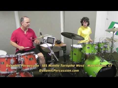 Lessons At Dynamic Percussion - Manchester, CT