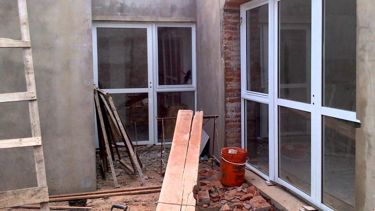 Construcci n cimientos ladrillos huecos ladrillos - Escaleras de ladrillo ...