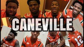 Miami Hurricanes Football | Caneville | Aug 14