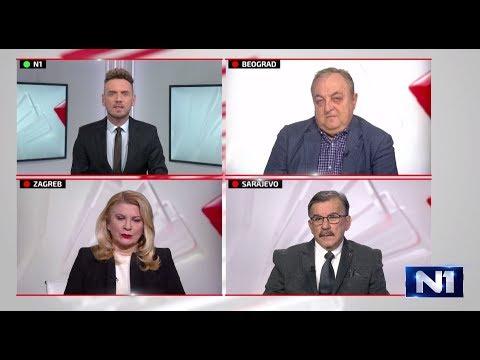 Crvena linija: BiH i Dejtonski mirovni sporazum