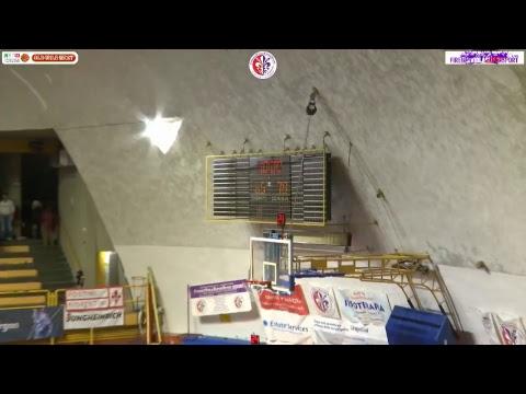 SERIE B Girone A All Food Fiorentina - Basket Firenze Paffoni Omegna