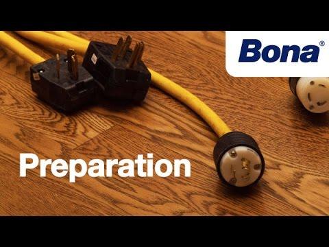 Bona® Sand & Finish Training - Chapter 1: Preparation
