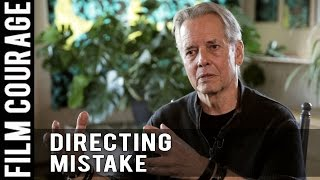 Biggest Mistake A Director Can Make Before Production by Mark W. Travis