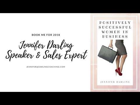 Jennifer Darling Sales Expert and Speaker
