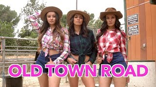 old town road dance choreography ft simmi singh when you want a cowboys attention