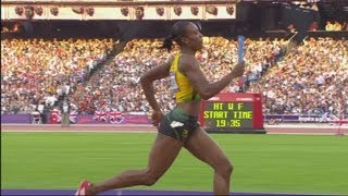 Women's 4 x 400m Relay Round 1 - London 2012 Olympics