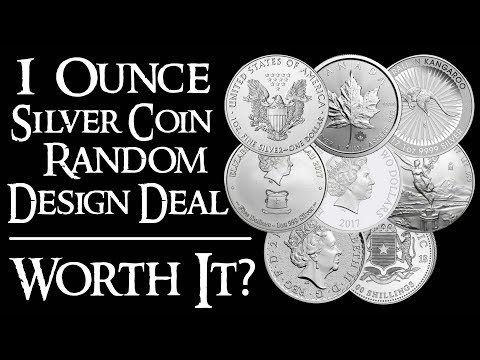 Is The 1 Ounce Silver Coin