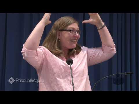 Stress & Ministry (Talk 1) - Kara Hartley