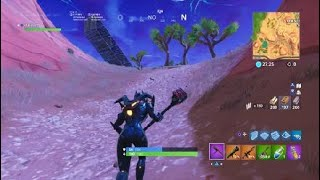 FORTNITE ALREADY HAS IN CONSENT THE BUGS OF CHALLENGES AND RATON ON PS4