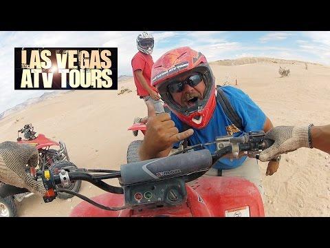 Las Vegas ATV Tours Nellis Dunes