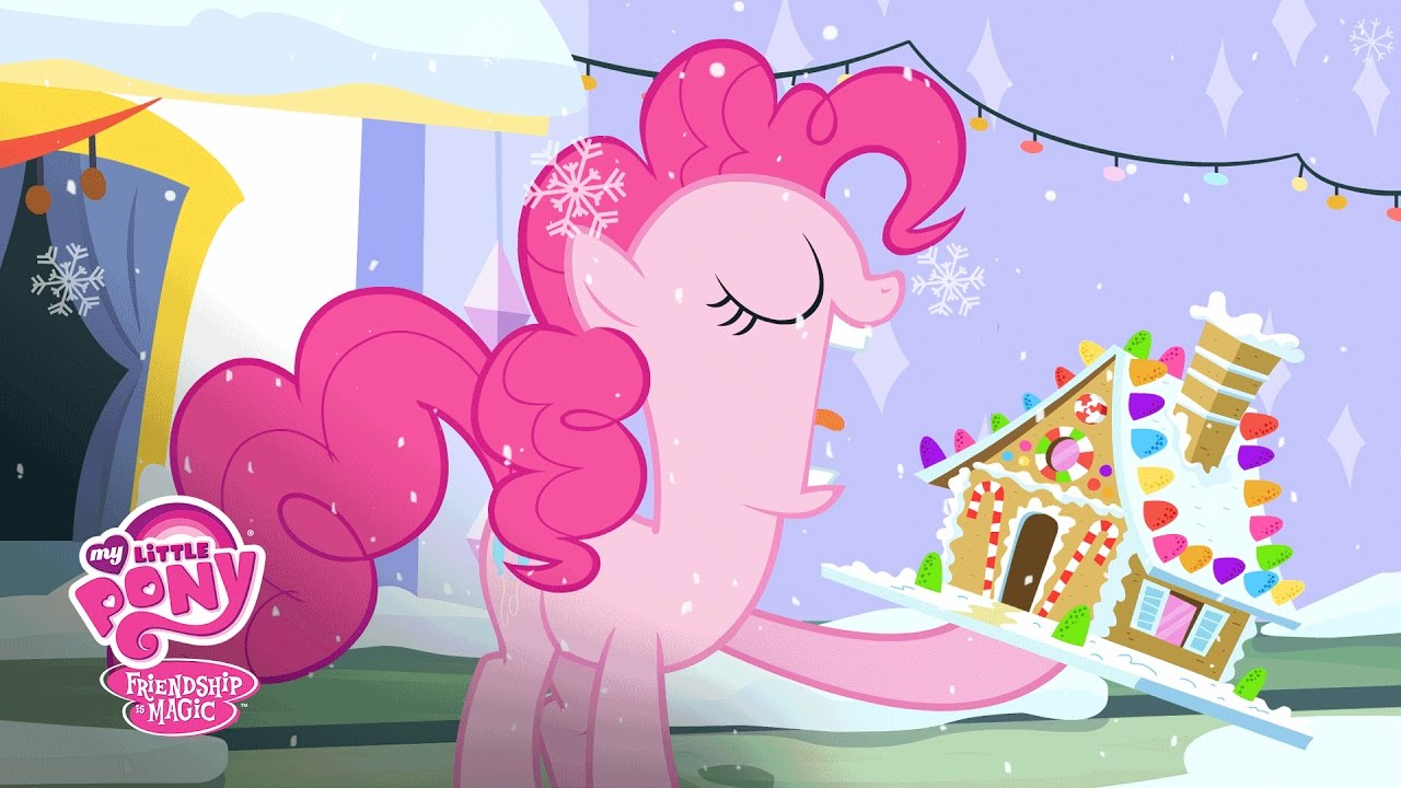 mlp friendship is magic it s a pony kind of christmas official