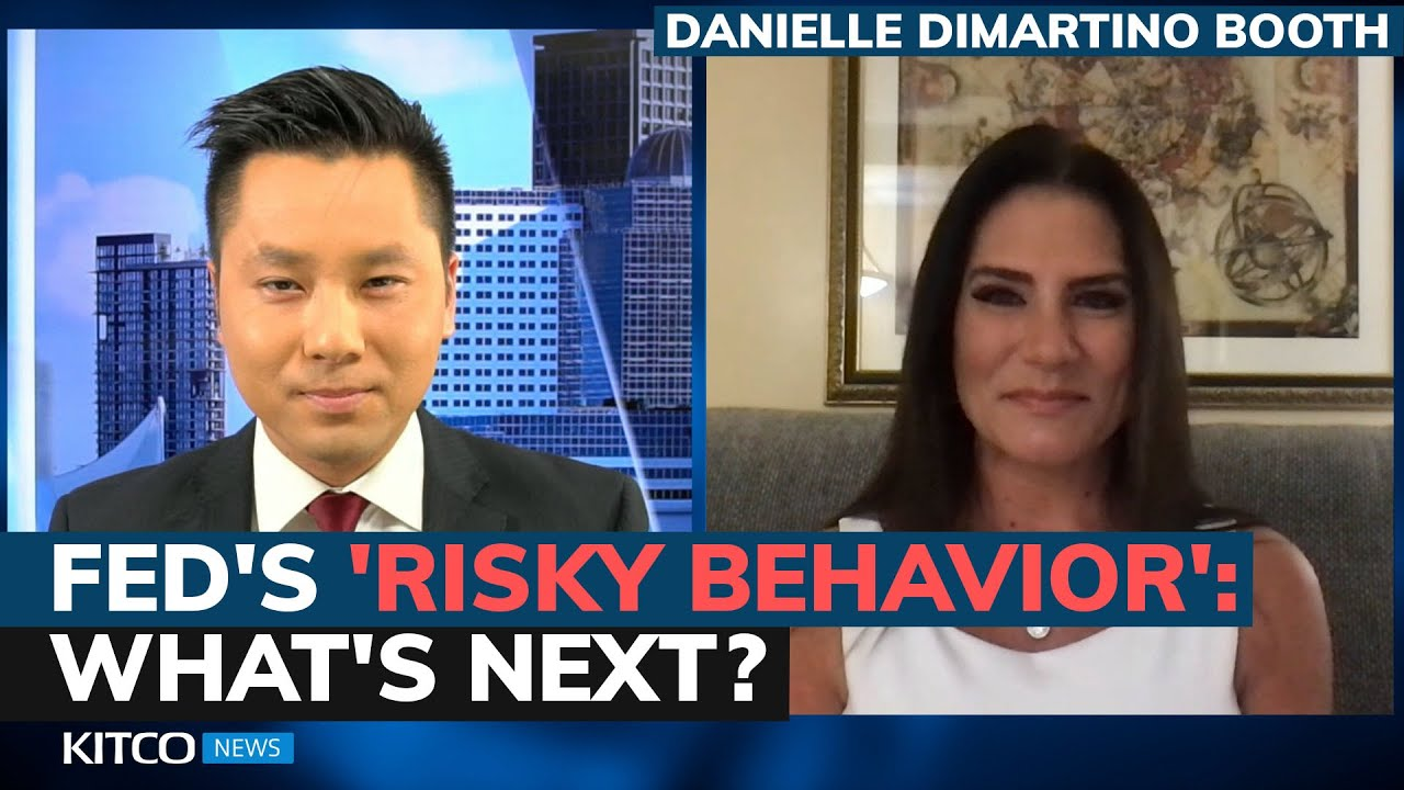 Once interest rates hit this level, it's game over – Danielle DiMartino Booth on Fed's intent