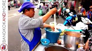 Chinatown Bangkok Street Food In The Morning