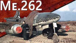 Только История: Messerschmitt Me.262. История создания. Часть 1.