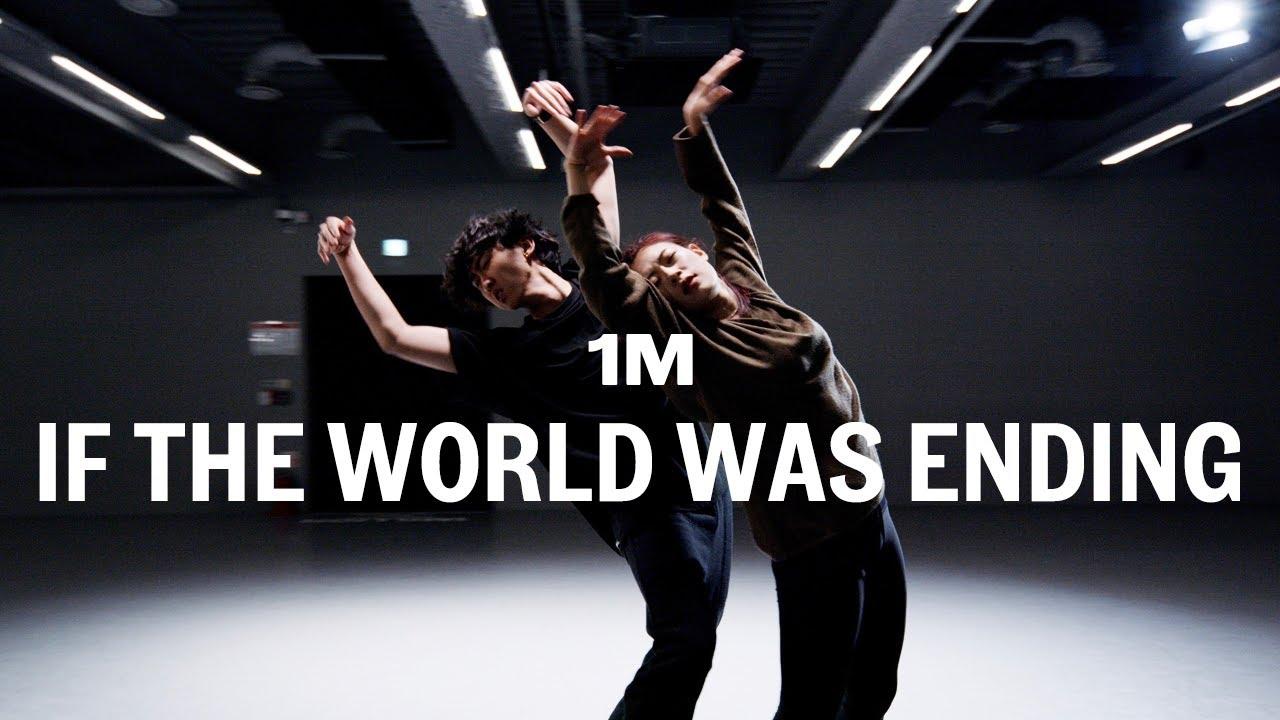 JP Saxe - If the World Was Ending ft. Julia Michaels / Woomin Jang Choreography