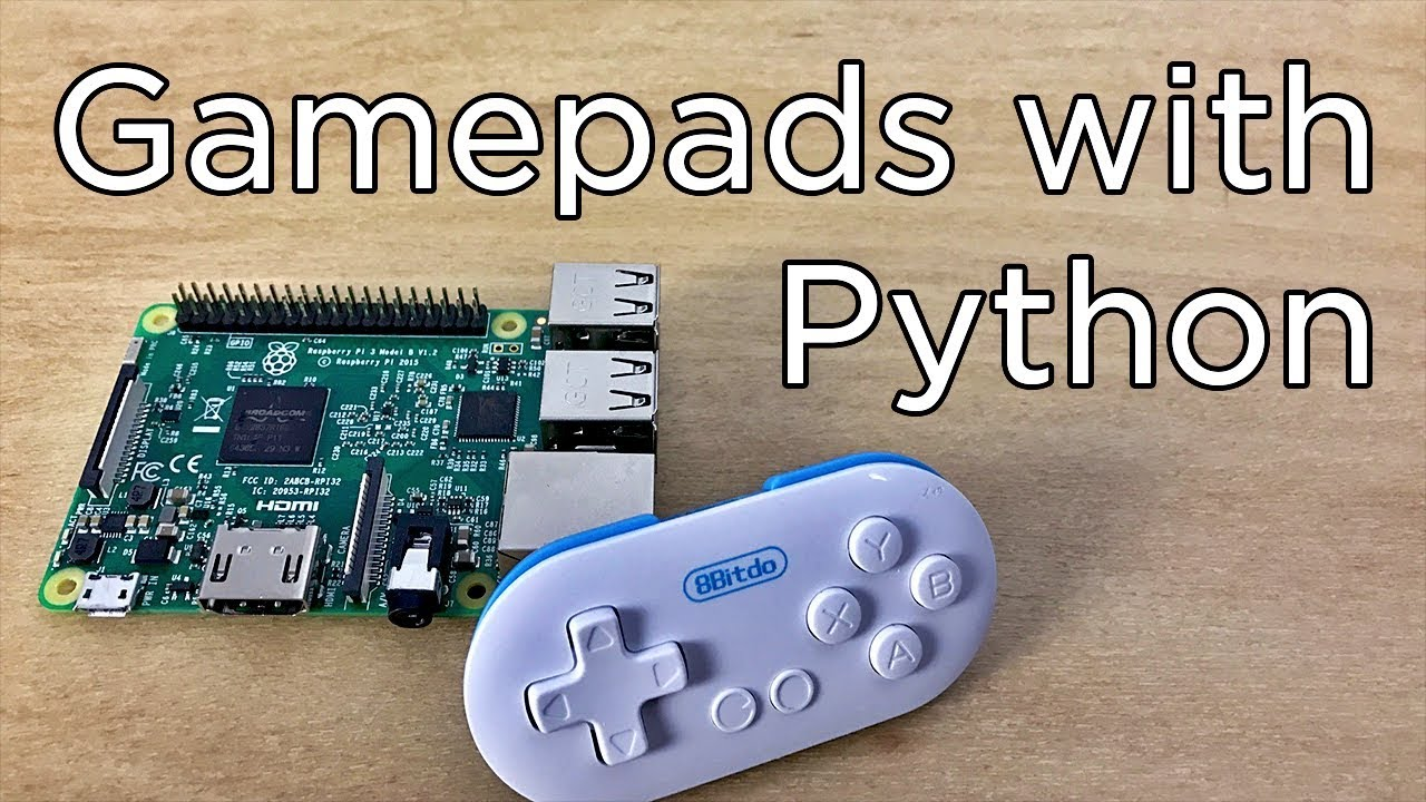How to use Bluetooth Controllers with Python on Raspberry Pi