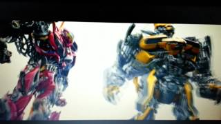 Transformers: Age of Extinction Teaser Trailer EMOTIONS