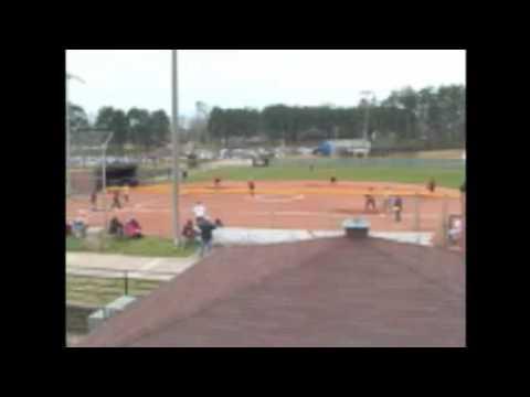 Gordon State College vs. LaGrange College JV Lady's Softball