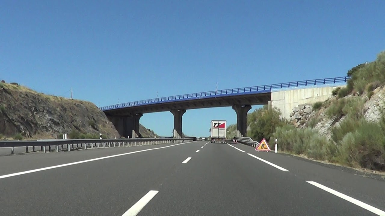 Download Autopista AP-51: Villacastin -  Avila