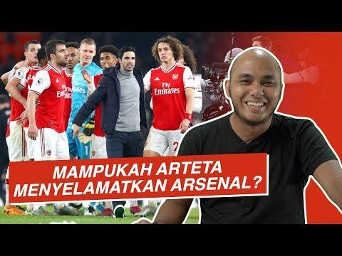Mampukah Arteta Menyelamatkan Arsenal?