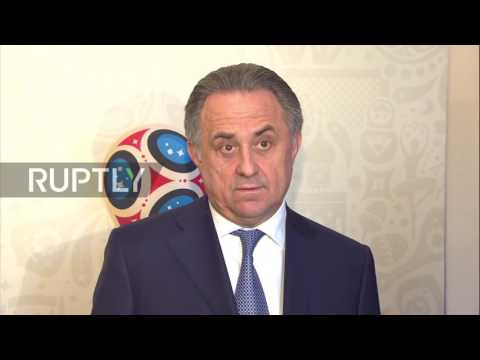 Russia: Athletes able to compete in intl. competitions 'under neutral flag' - Mutko