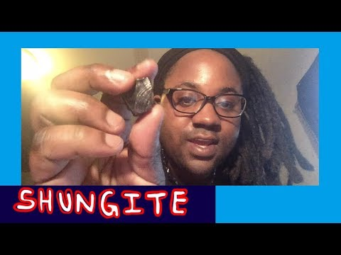 My Shungite Stone Experience: Naturally Clean/Filter Your Water & Protect Yourself From Wifi At Home