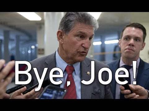 """Joe Manchin to Constituents: """"Vote Me Out! I'm Not Changing"""""""