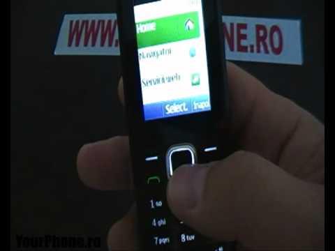 Nokia C1-02 Review in Romana