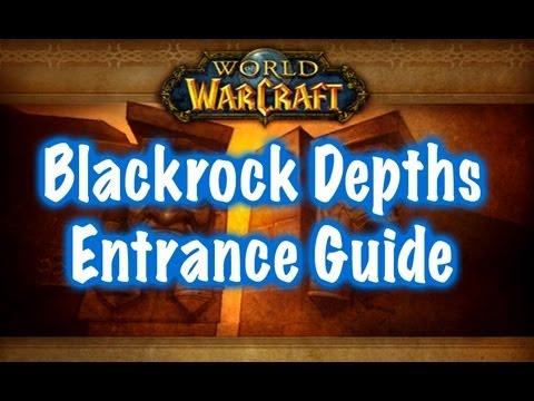 blackrock depths entrance guide world of warcraft youtube. Black Bedroom Furniture Sets. Home Design Ideas