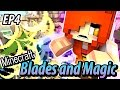 The Explosion - Minecraft Blades and Magic EP4 - Minecraft Roleplay