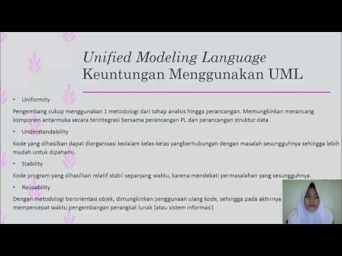 UML 1 (Unified Modeling Language)
