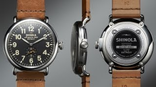 Shinola- Past, Present and Detroit