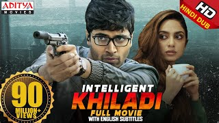 Baixar Intelligent Khiladi Hindi Dubbed Full Movie ( Goodachari ) | Adivi Sesh, Sobhita Dhulipala, Supriya