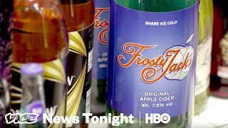 Scotland's Booze Crackdown & Kicked Off Facebook: VICE News Tonight Full Episode (HBO)