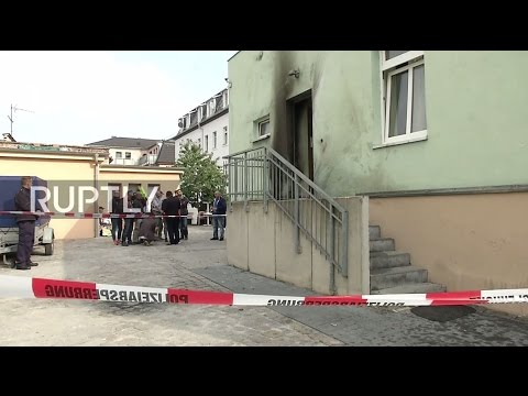 Germany: Homemade bomb attacks hit mosque and congress centre in Dresden