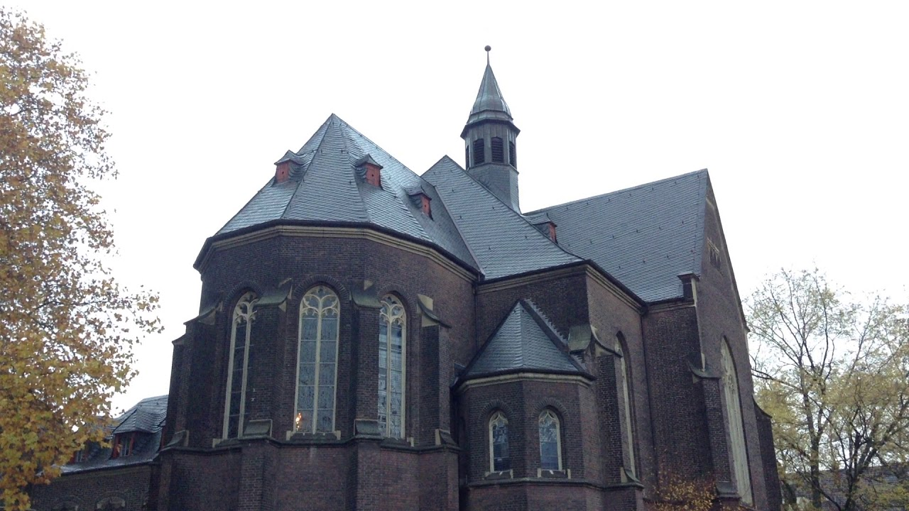 Mülheim a. d. Ruhr (MH) Speldorf kath. Kirche St. Michael