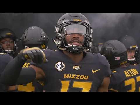 "Mizzou Football 2018-2019 Hype Video ""Believer"""