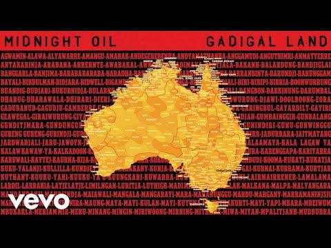 Gadigal Land (ft. Dan Sultan, Joel Davison, Kaleena Briggs & Bunna Lawrie) [Official Au...