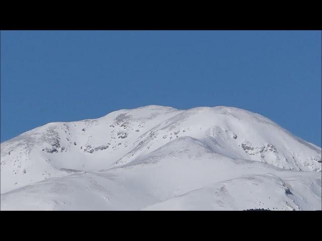 El Puigmal absolutament nevat (Campdevànol - Ripollès) - Febrer 2018