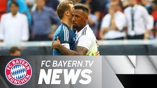 Boateng makes comeback in Germany friendly – DFB Cup 1st round draw