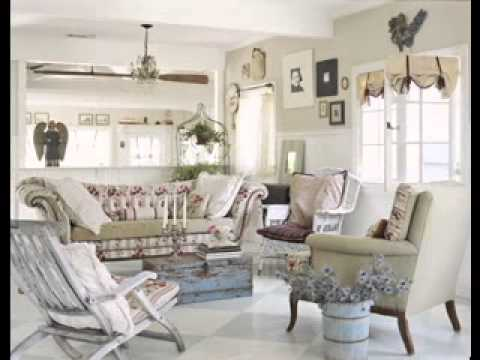 Some great ideas videosread and find more detail here:. Shabby Chic Kitchen Decorating Ideas Youtube