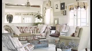 Shabby Chic Kitchen Decorating Ideas Youtube