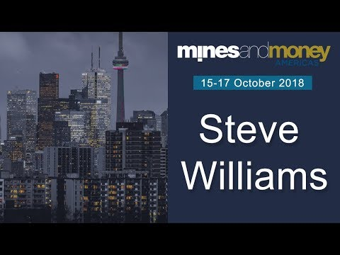 Steve Williams, Pasinex Resources: Zinc Prices Under Pressur