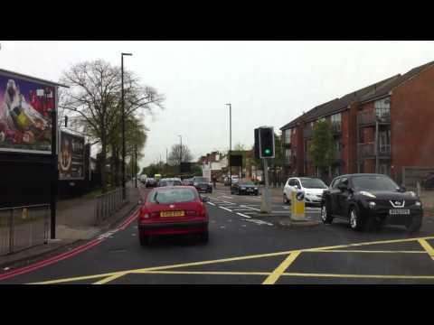 London streets (343.) - Twickenham (TW1) - Ascot (SL5)